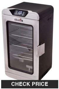 Char-Broil Deluxe Digital Electric Smoker - best electric smokers
