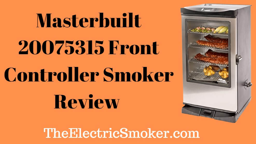 Masterbuilt 20075315 Review 2020