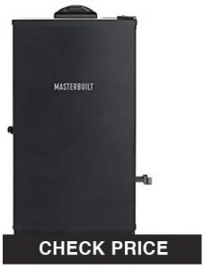 Masterbuilt 20070910 - best electric smoker