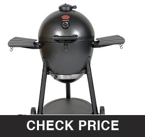 Char-Griller E16620 Akorn - best charcoal grill