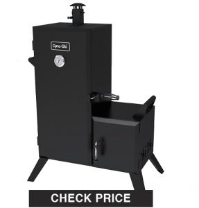 Dyna-Glo DGO1174BDC - best offset smoker